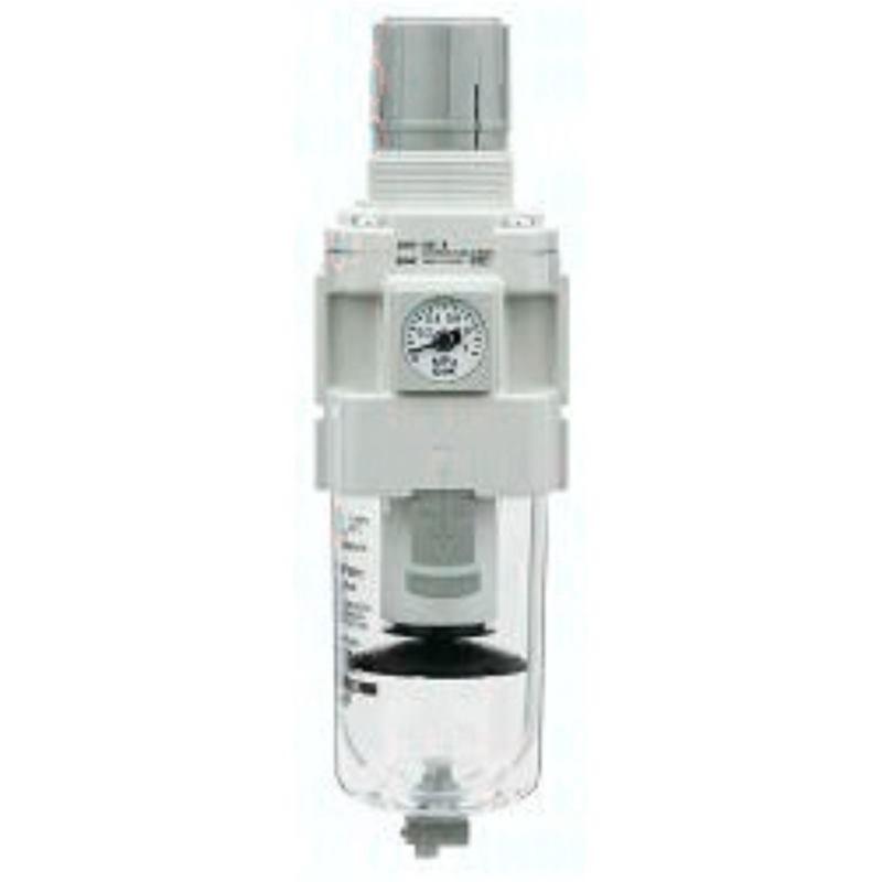 AW40-F03E-W-B SMC Modularer Filter-Regler