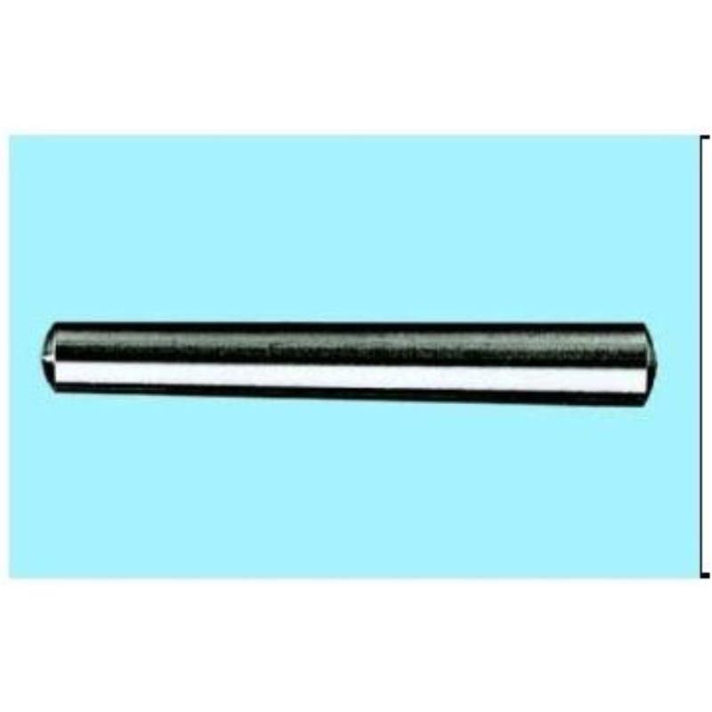 Kegelstift Form B DIN 1 Edelstahl A1 ungehärtet 10 x 100 25 Stück