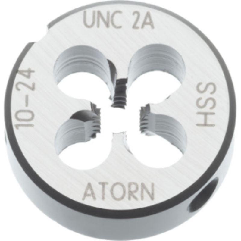 Schneideisen HSS UNC 1/2 in 13 38 mm 2A 22568