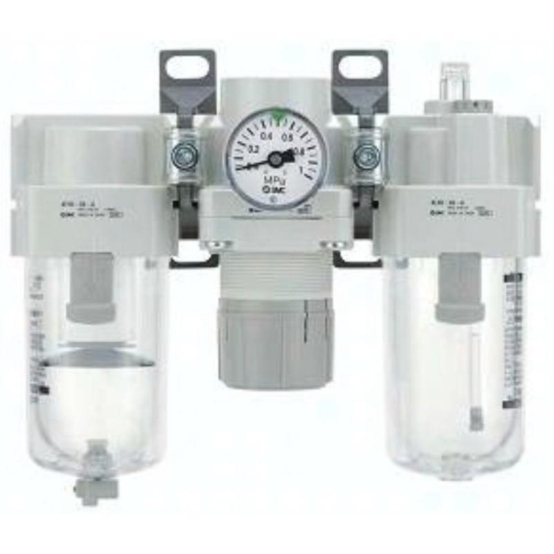 AC40-F02-A SMC Modulare Wartungseinheit