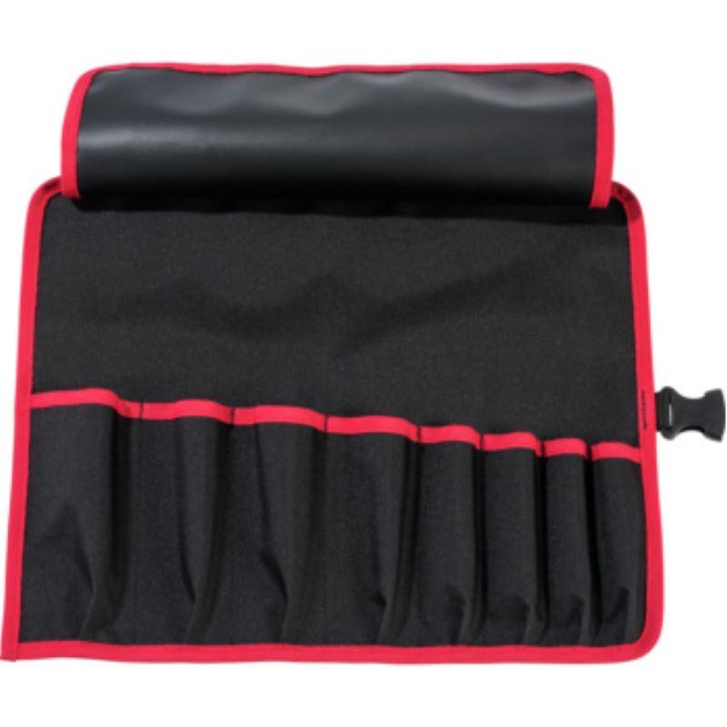 Werkzeug-Rolltasche Nylon 330 x 410 mm 8 Einsteckfächer