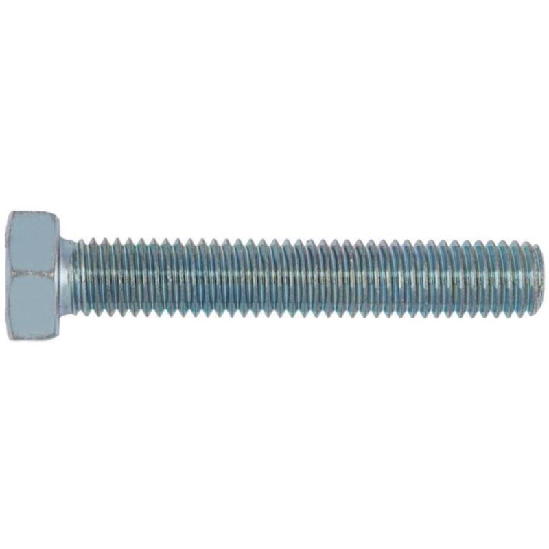 Sechskantschraube mit Gewinde bis Kopf ISO 4017 Stahl 10.9 verzinkt M10 x 35 200 Stück