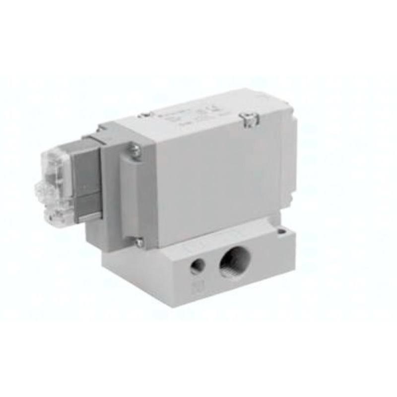 VP744R-BYO1-04FA SMC Elektromagnetventil