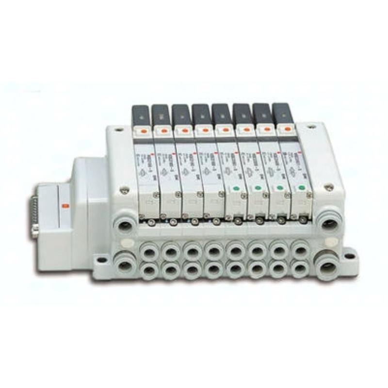 VQC4400-5B SMC 5/3-Wegeventil