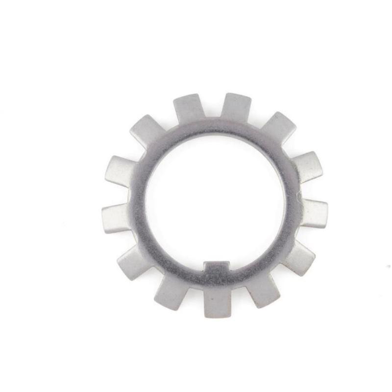 Sicherungsblech DIN 5406 Stahl blank MB12 25 Stück