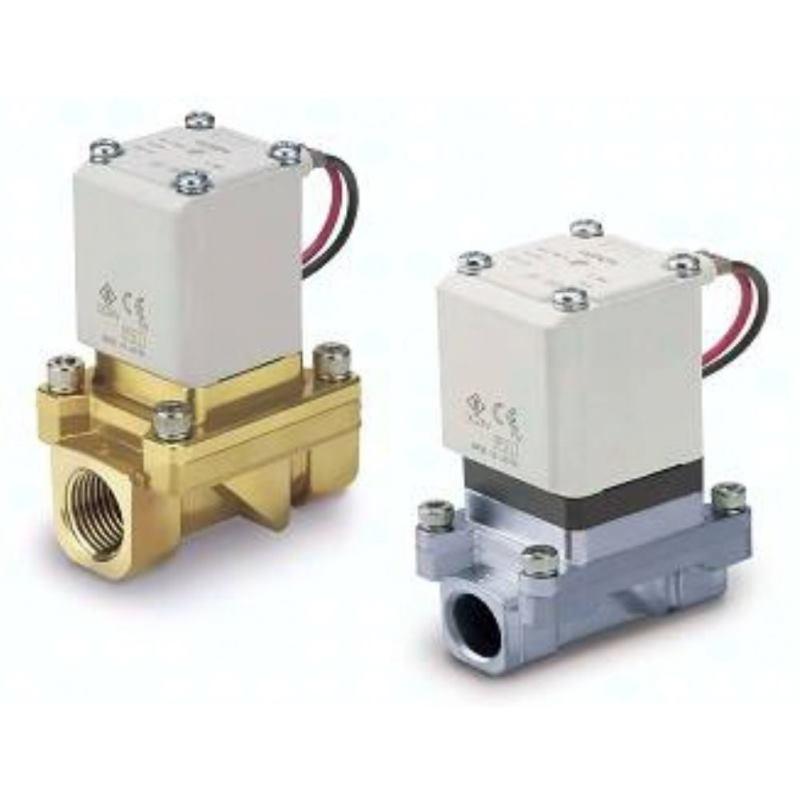 VXZ242FKA SMC 2/2-Wege Elektromagnetvent
