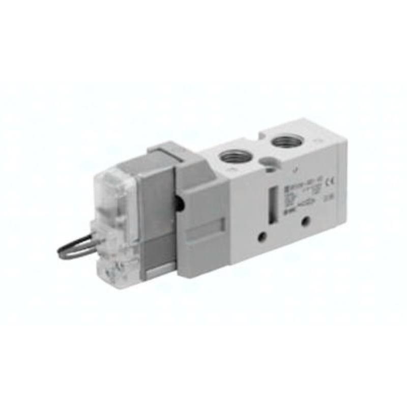 VF3230-5YO1-01F SMC Elektromagnetventil