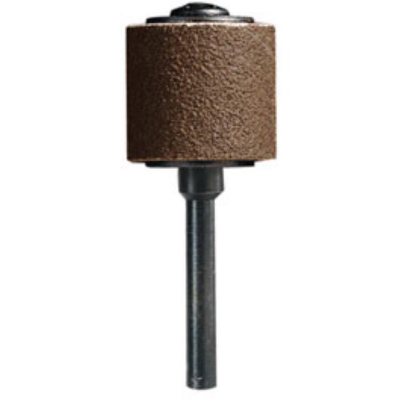 Schleifband 13 mm. Körnung 60. mit Schleifdorn