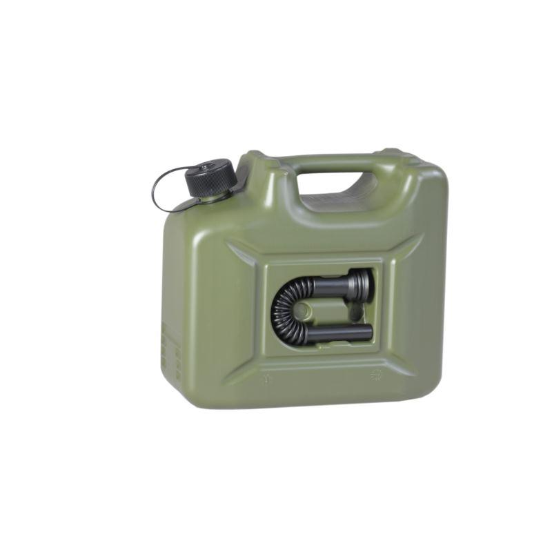 Kraftstoff-Kanister PROFI (UN) 10 L olivUN-ZulassungHDPEschwarzes Zubehör